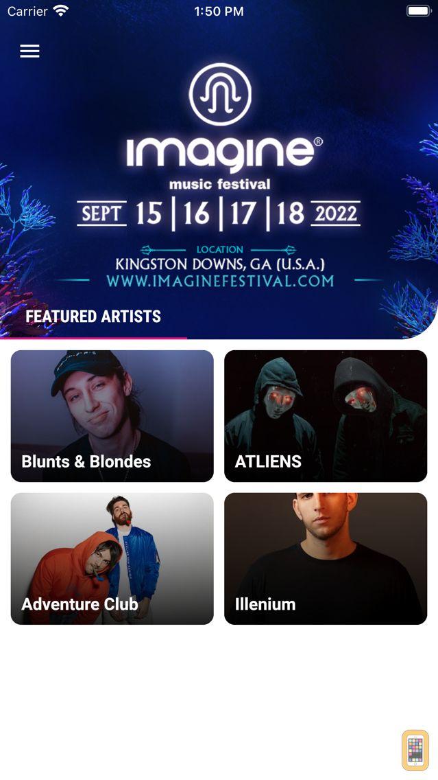Screenshot - Imagine Music Festival