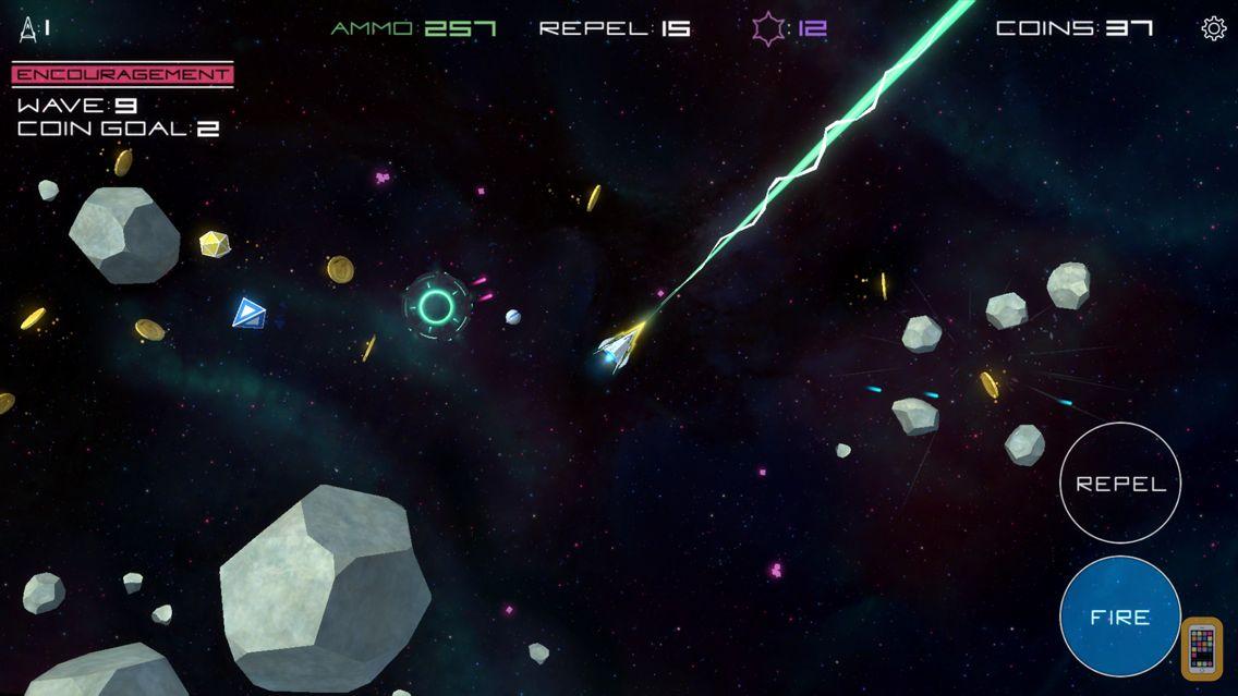 Screenshot - Astronoidz