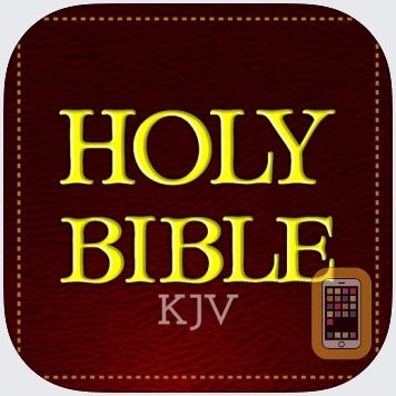KJV Bible Offline - Audio KJV by Allan Dziwornu (Universal)