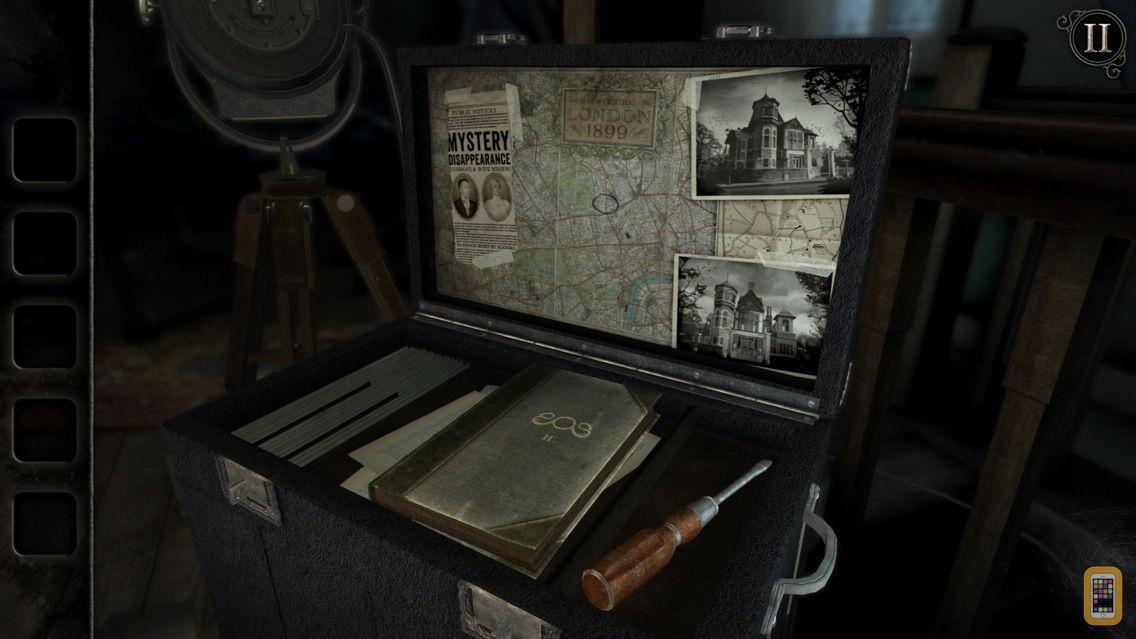 Screenshot - The Room: Old Sins