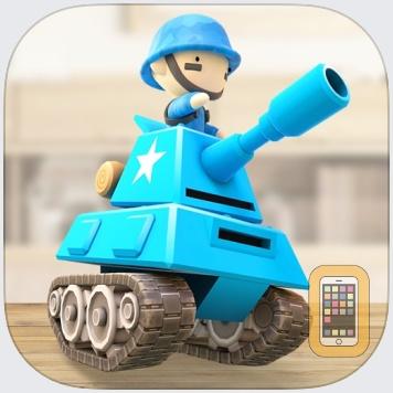 Smash Tanks! - AR Board Game by :DUMPLING design (Universal)