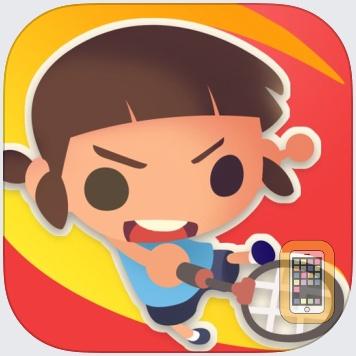 Badminton Stars! by FredBear Games LTD (Universal)