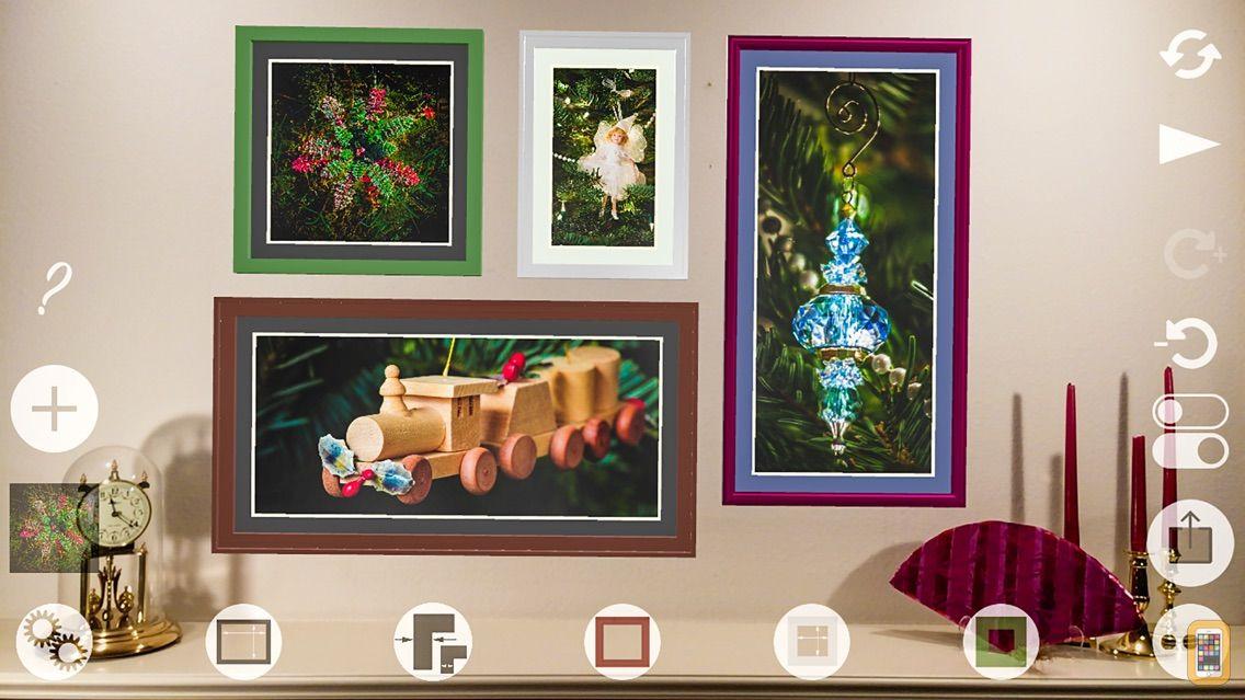 Screenshot - Wall Gallery Designer Lite