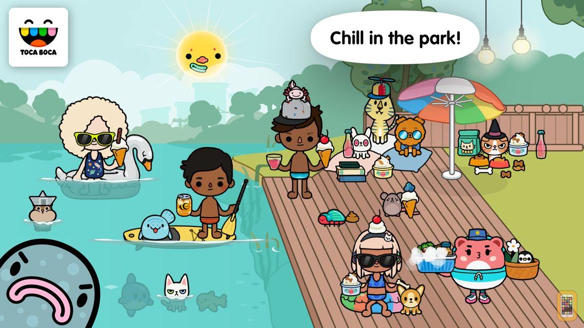 Screenshot - Toca Life: Pets