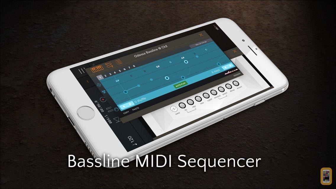 Screenshot - Rozeta Sequencer Suite