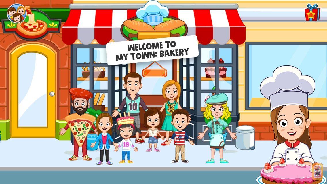 Screenshot - My Town : Bakery