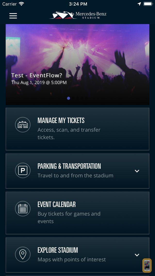 Screenshot - Mercedes-Benz Stadium