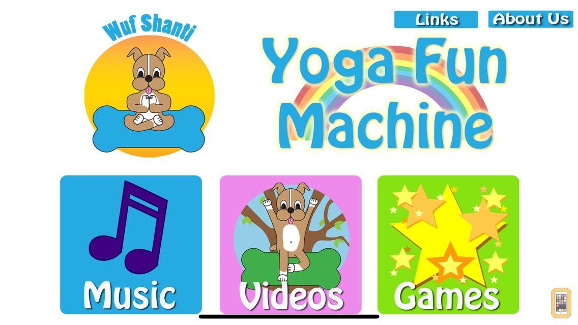 Screenshot - Wuf Shanti Yoga Fun Machine