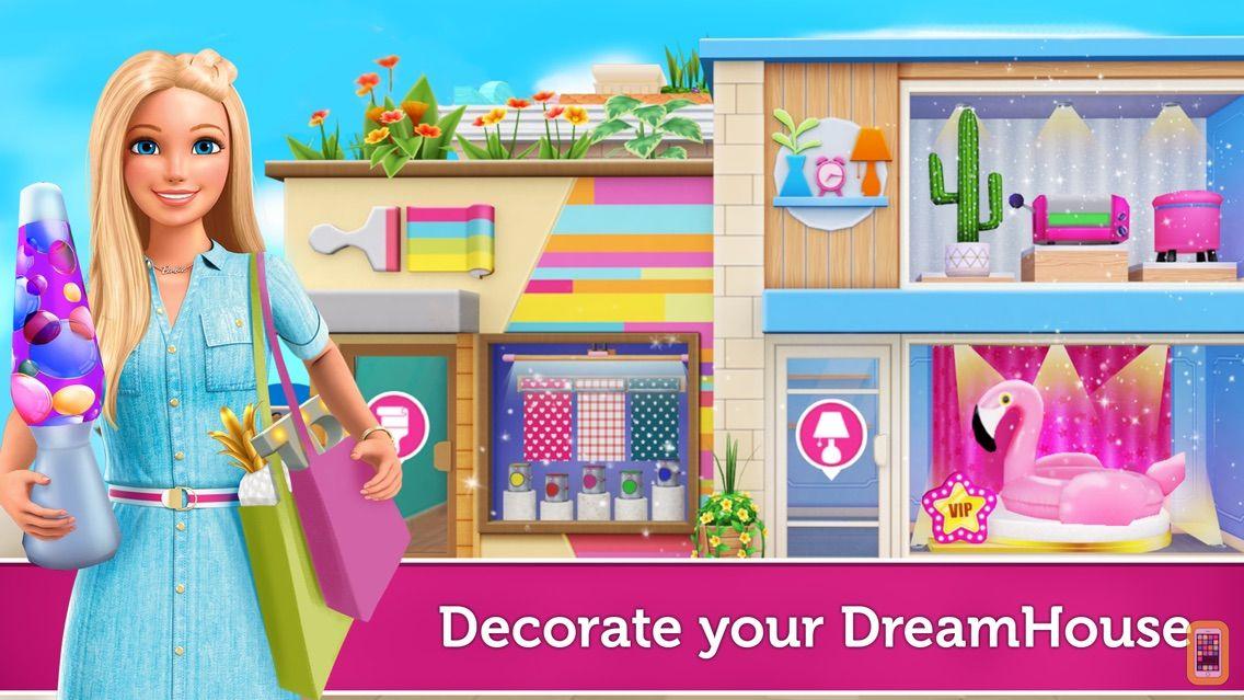 Screenshot - Barbie Dreamhouse Adventures