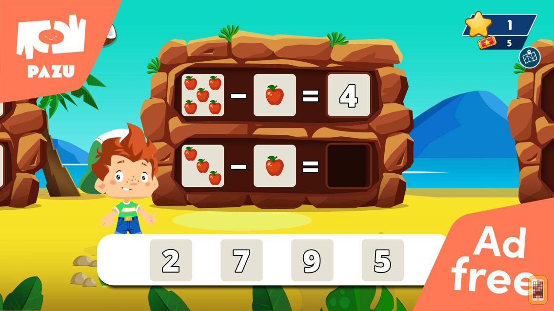 Screenshot - First Grade Math - Play&Learn