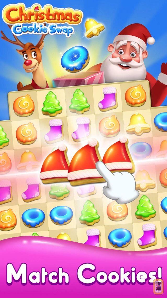 Screenshot - Christmas Cookie Swap 3