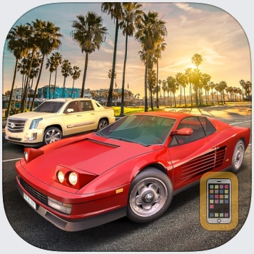Detective Driver: Miami Files by Play With Games Ltd (Universal)