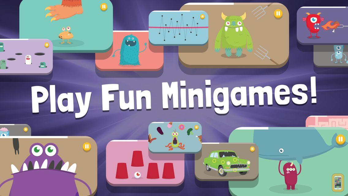 Screenshot - Monsterz Minigames