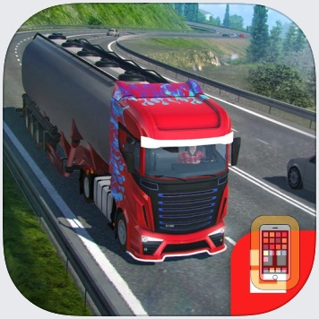 Truck Simulator PRO Europe by CONSULIT PIOTR KAZMIERCZAK MICHAL MIZERA SPOLKA CYWILNA (Universal)