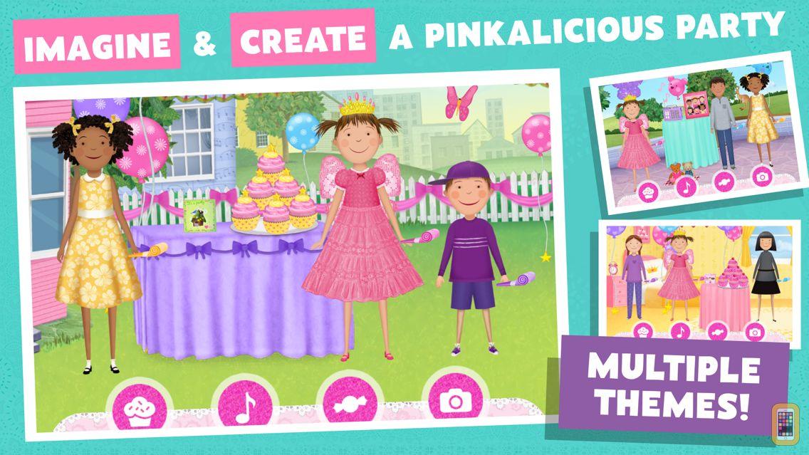 Screenshot - Pinkalicious Party