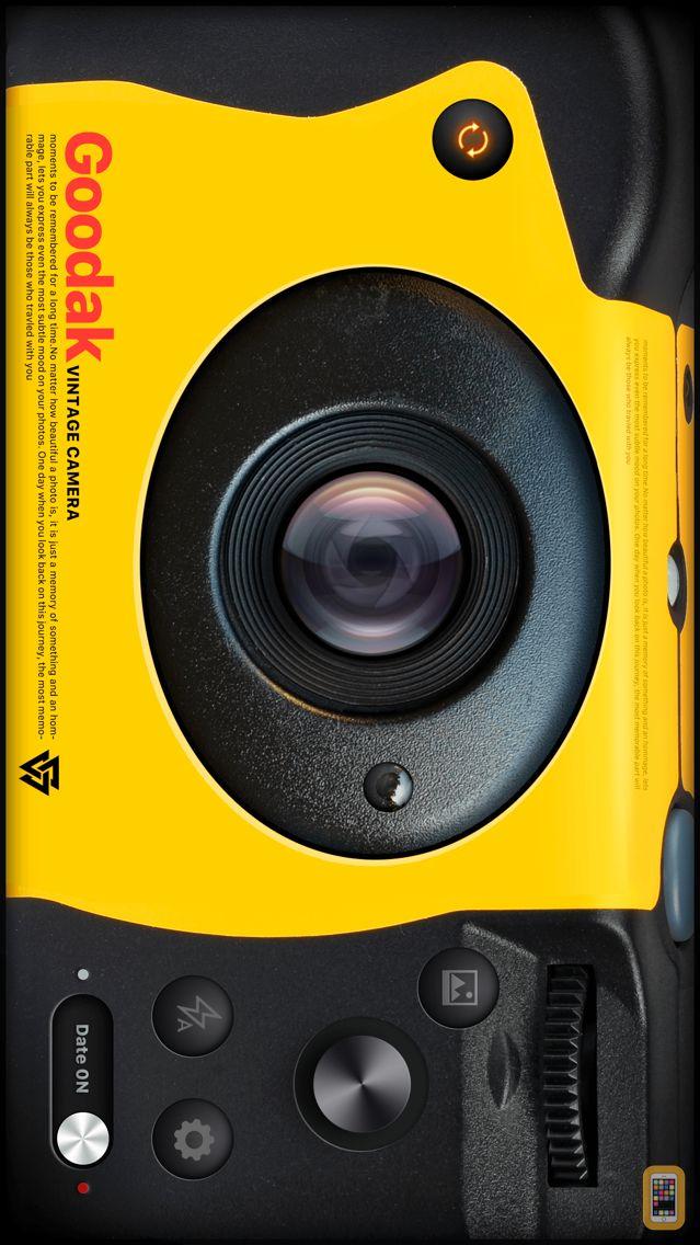 Screenshot - Goodak Cam - Film Quick Camera