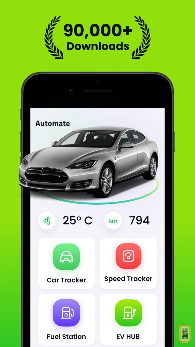Screenshot - GPS Car Tracker - Track My Car