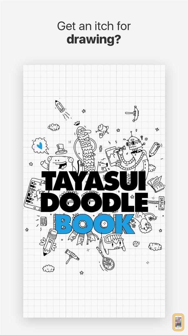Screenshot - Tayasui Doodle Book