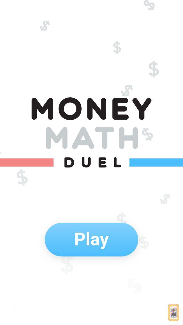 Screenshot - Money Math Duel - Split Screen