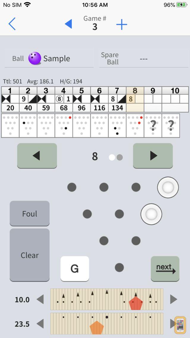 Screenshot - Best Bowling