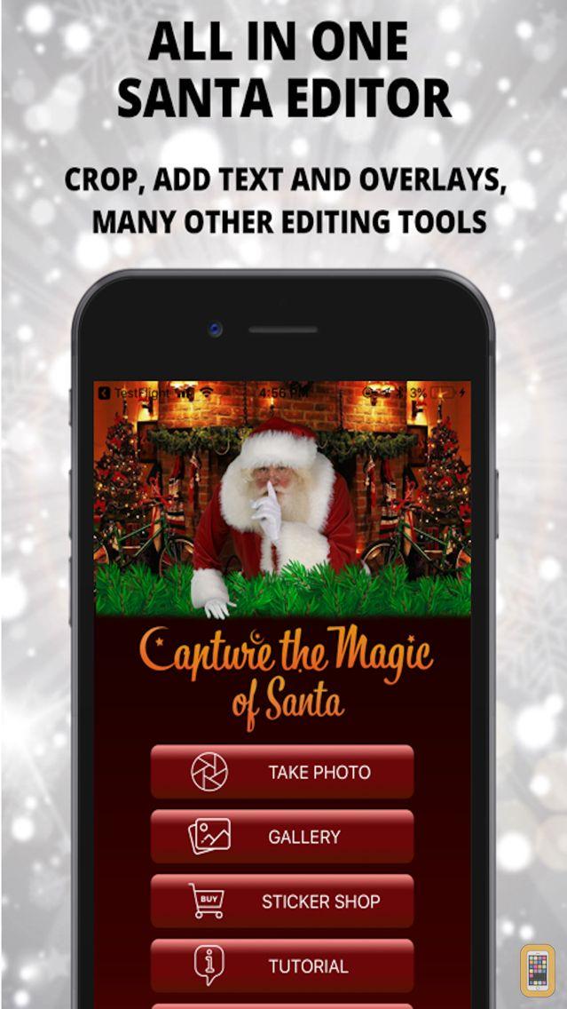 Screenshot - Capture The Magic-Catch Santa