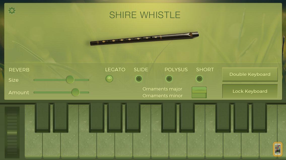 Screenshot - Shire Whistle