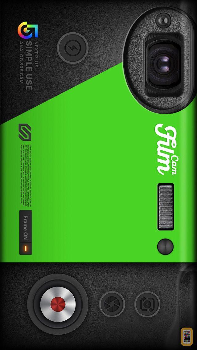 Screenshot - DAZZ FILM - Disposable Camera