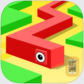 Dancing Snake-Animal Dash Game by Jelly Candy (Universal)