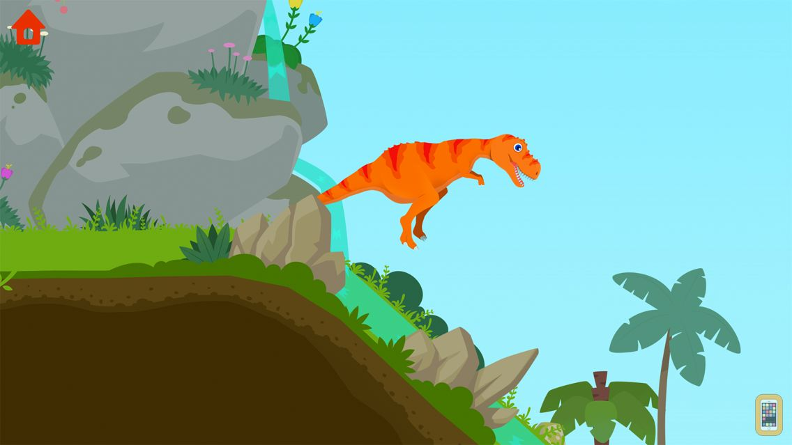 Screenshot - Dinosaur Island: T-Rex Games
