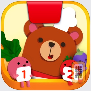 Osmo Numbers Toybox by Tangible Play (iPad)