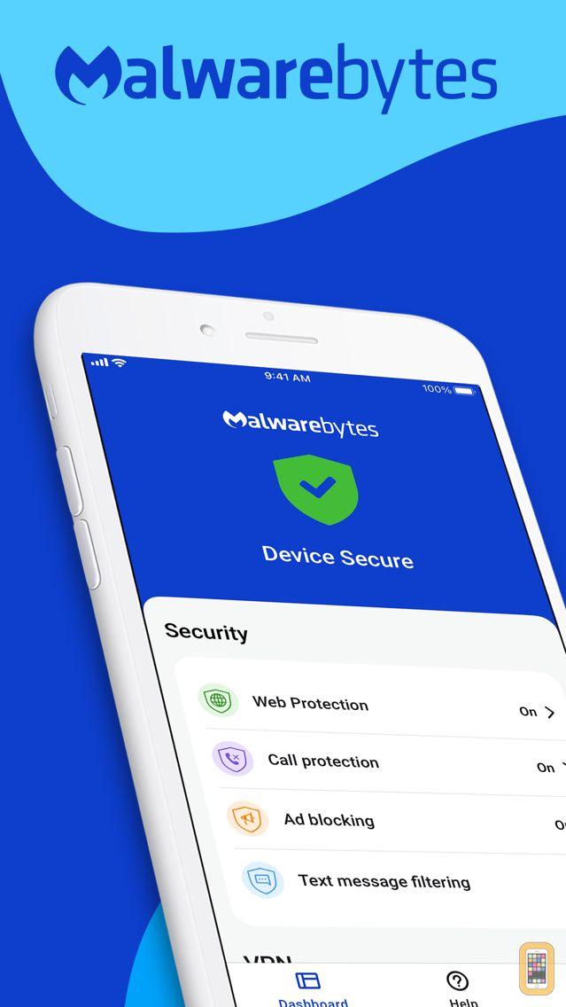 Screenshot - Malwarebytes Mobile Security