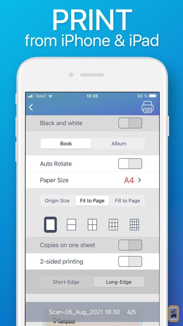 Screenshot - Tap & Print - Printer App Pro