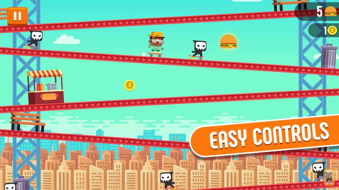 Screenshot - Tap Skaters