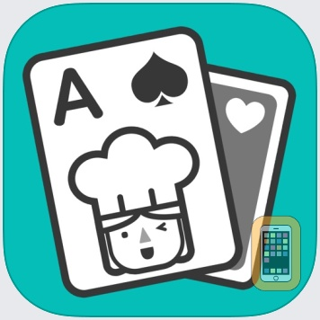 Solitaire Cooking Tower by Sticky Hands Inc. (Universal)