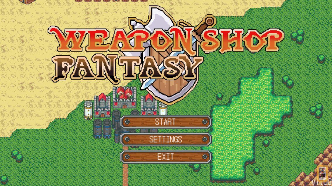 Screenshot - Weapon Shop Fantasy