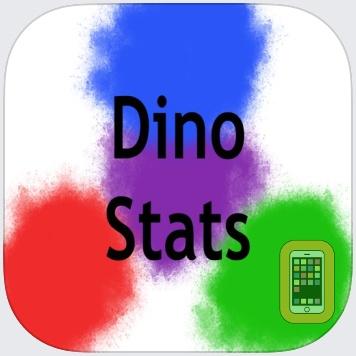 Ark Dino Stats by Elijah Patric (Universal)