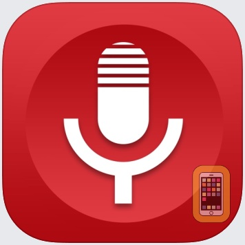 Voice recorder - Voz by Hieu Nguyen (Universal)