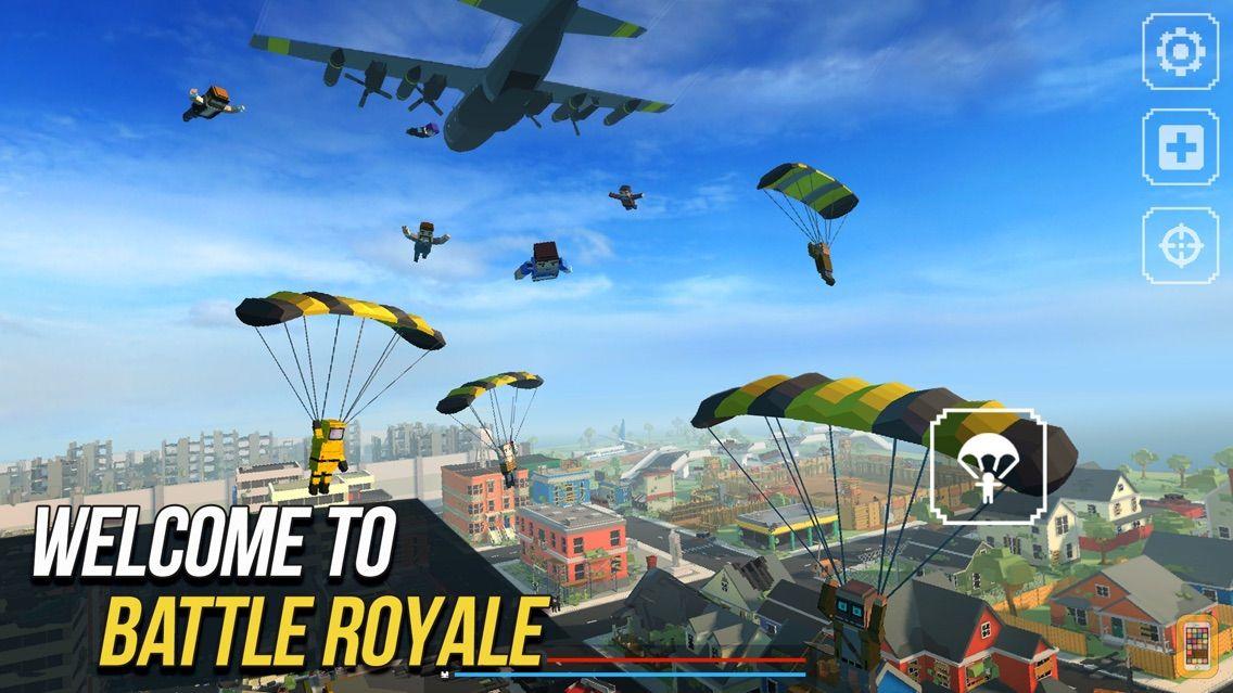 Screenshot - Grand Battle Royale: Pixel FPS