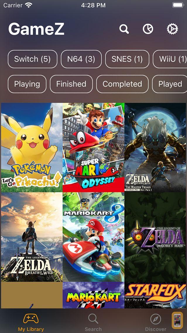 Screenshot - GameZ Collection