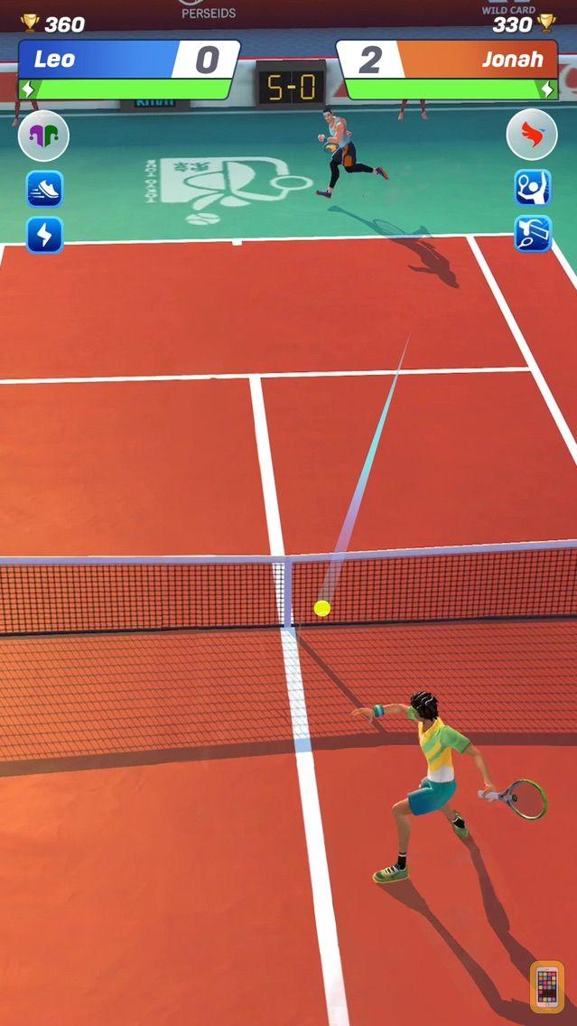 Screenshot - Tennis Clash: Live Sports Game