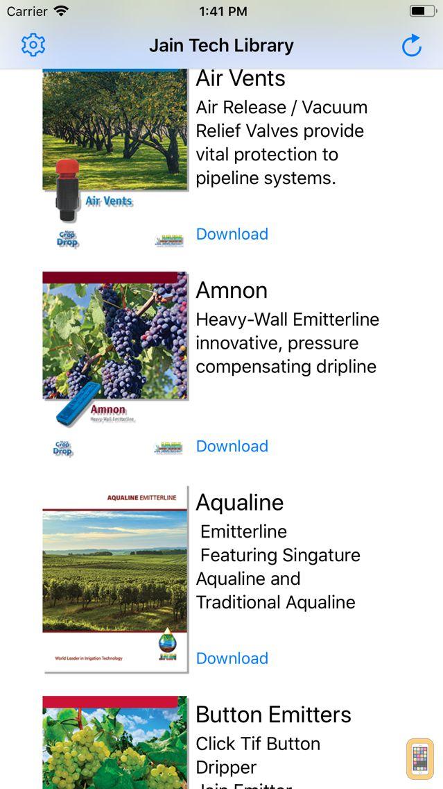 Screenshot - JAIN Tech Library