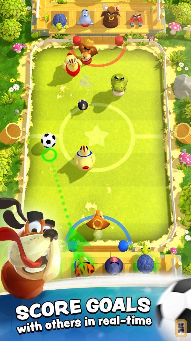 Screenshot - Rumble Stars