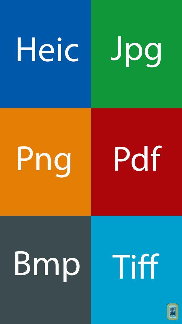 Screenshot - The Image Format Converter