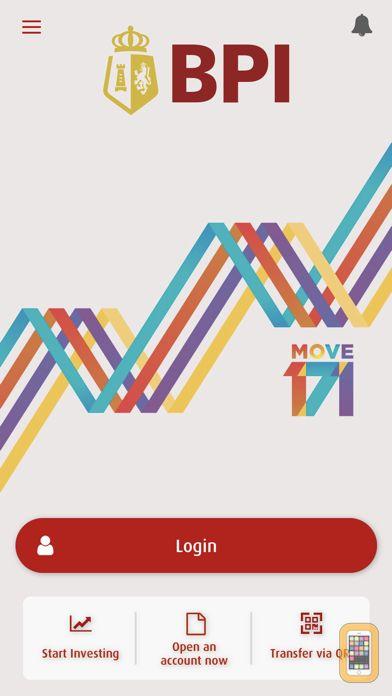 Screenshot - BPI Mobile