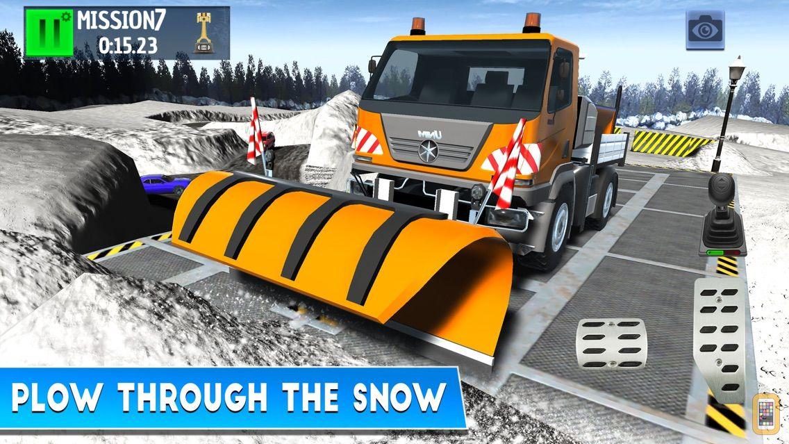 Screenshot - Winter Ski Park: Snow Driver