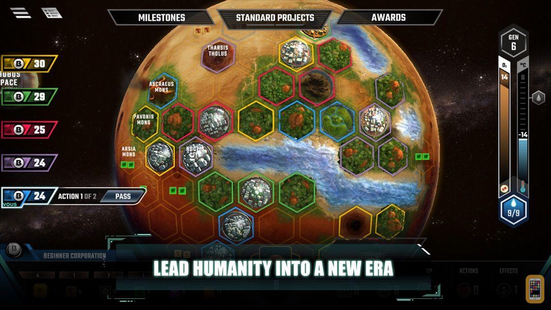 Screenshot - Terraforming Mars