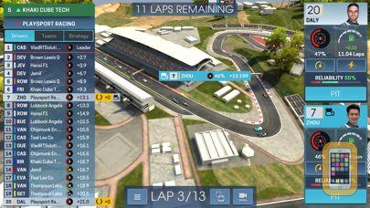 Screenshot - Motorsport Manager Online