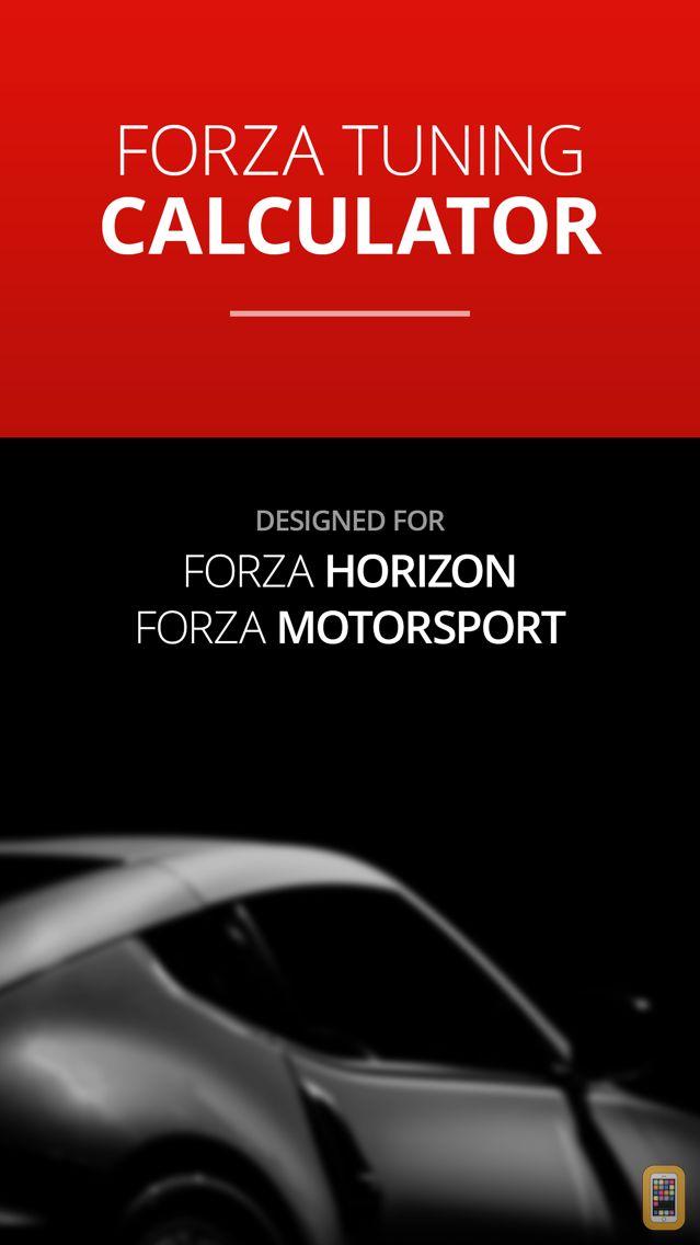 Screenshot - ForzaTune Pro