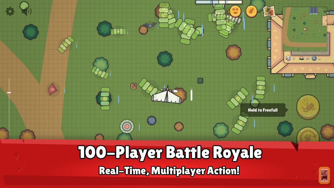 Screenshot - ZombsRoyale.io