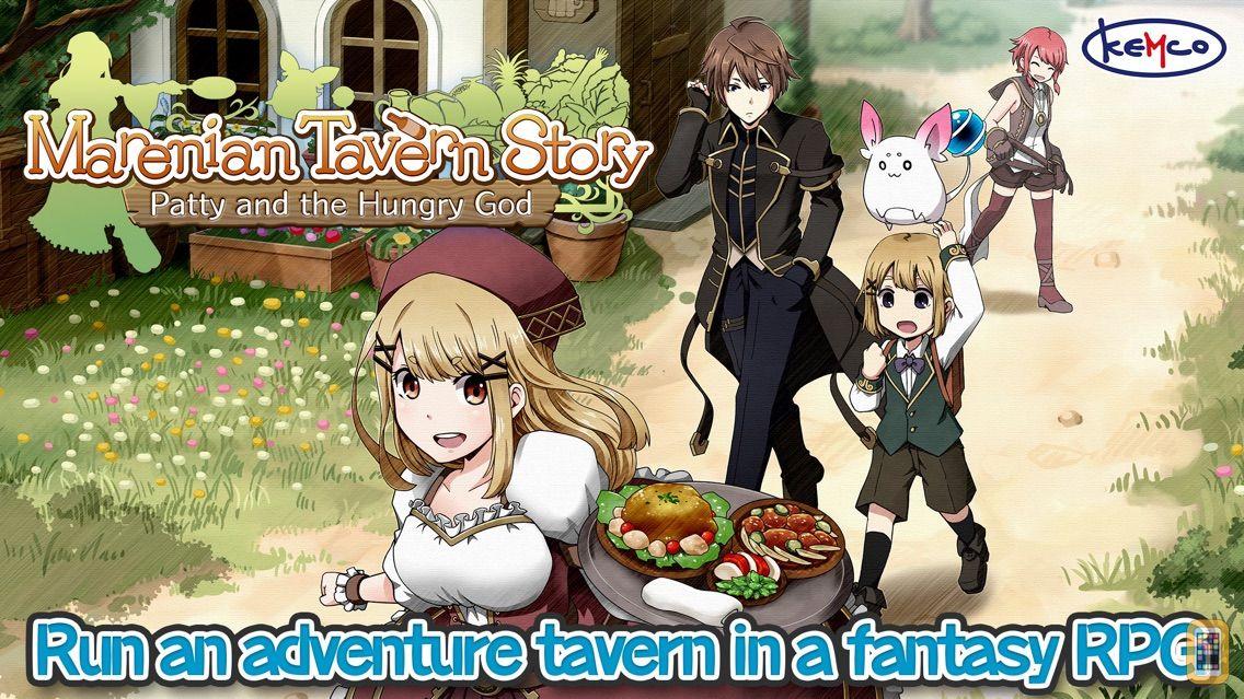 Screenshot - RPG Marenian Tavern Story